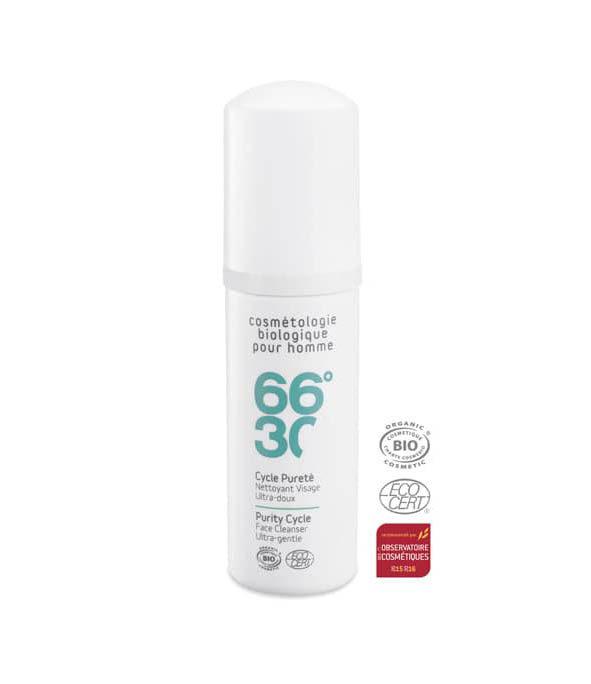 66 30 cycle purete nettoyant visage 2 - MAN ITSELF - Spécialiste des produits de soin visage, rasage, corps, cheveux, bouche, accessoires et idées cadeaux homme