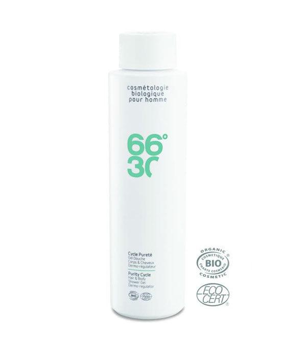 Gel douche corps & cheveux – 66°30