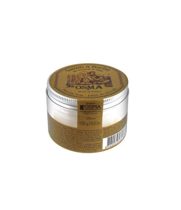 osma savon barbe rasage - MAN ITSELF - Spécialiste des produits de soin visage, rasage, corps, cheveux, bouche, accessoires et idées cadeaux homme