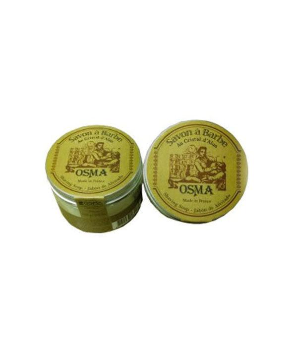 osma savon barbe rasage2 - MAN ITSELF - Spécialiste des produits de soin visage, rasage, corps, cheveux, bouche, accessoires et idées cadeaux homme