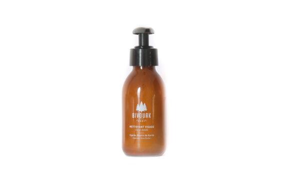 Nettoyant Visage BIVOUAK - MAN ITSELF - Spécialiste des produits de soin visage, rasage, corps, cheveux, bouche, accessoires et idées cadeaux homme