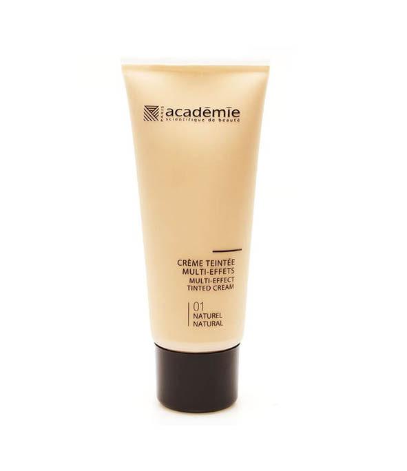 academie creme teintee 01 - MAN ITSELF - Spécialiste des produits de soin visage, rasage, corps, cheveux, bouche, accessoires et idées cadeaux homme