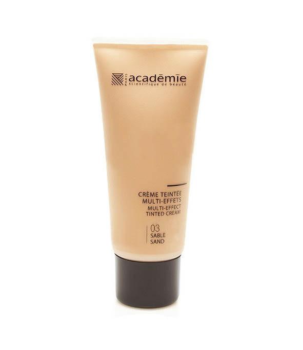 academie creme teintee 03 - MAN ITSELF - Spécialiste des produits de soin visage, rasage, corps, cheveux, bouche, accessoires et idées cadeaux homme