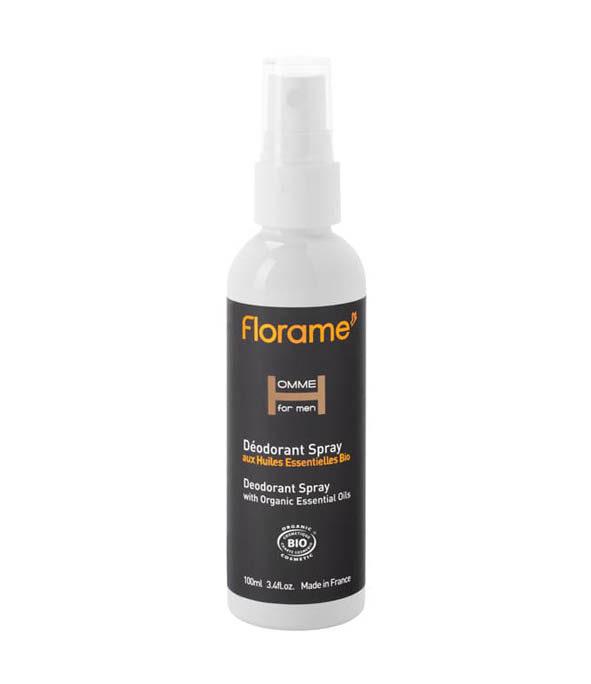 florame deodorant spray 1 - MAN ITSELF - Spécialiste des produits de soin visage, rasage, corps, cheveux, bouche, accessoires et idées cadeaux homme