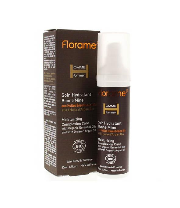 florame soin hydratant bonne mine 1 - MAN ITSELF - Spécialiste des produits de soin visage, rasage, corps, cheveux, bouche, accessoires et idées cadeaux homme