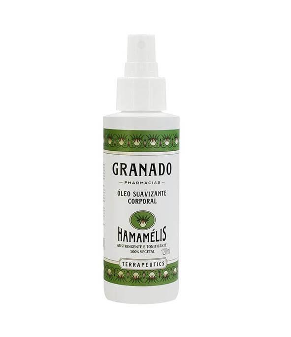 granado huile corps hamamelis 1 - MAN ITSELF - Spécialiste des produits de soin visage, rasage, corps, cheveux, bouche, accessoires et idées cadeaux homme
