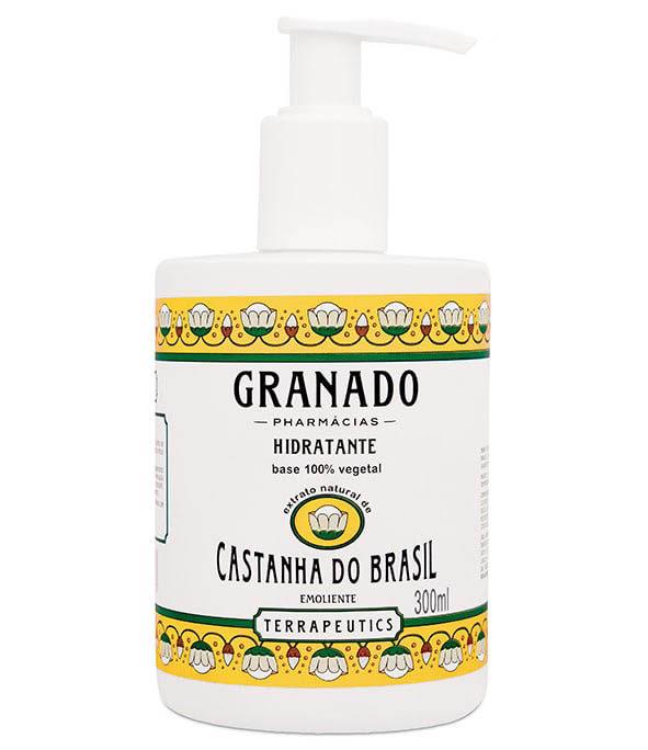 granado hydratant castanha 1 - MAN ITSELF - Spécialiste des produits de soin visage, rasage, corps, cheveux, bouche, accessoires et idées cadeaux homme