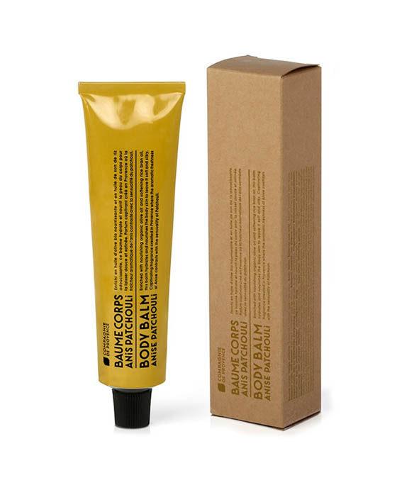 la compagnie de provence baume corps anis patchouli 1 - MAN ITSELF - Spécialiste des produits de soin visage, rasage, corps, cheveux, bouche, accessoires et idées cadeaux homme
