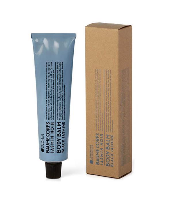la compagnie de provence baume corps jasmin noir 1 - MAN ITSELF - Spécialiste des produits de soin visage, rasage, corps, cheveux, bouche, accessoires et idées cadeaux homme
