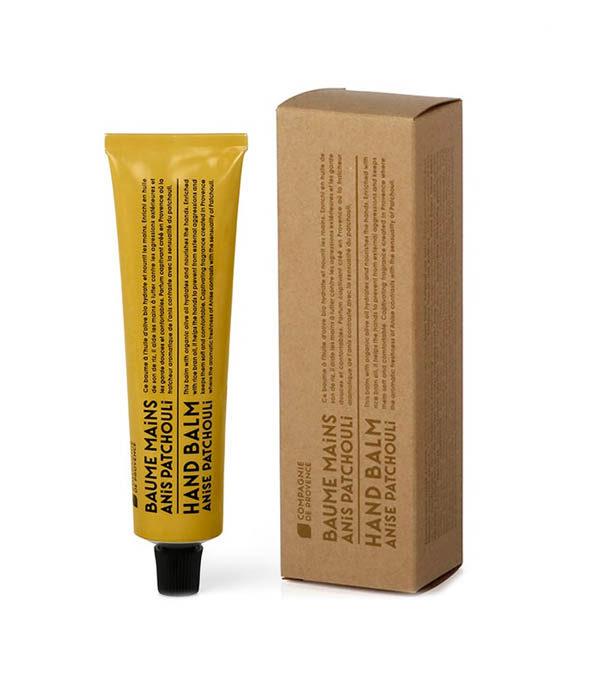 la compagnie de provence baume mains anis patchouli - MAN ITSELF - Spécialiste des produits de soin visage, rasage, corps, cheveux, bouche, accessoires et idées cadeaux homme