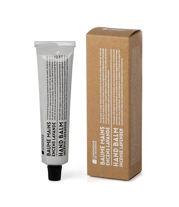 la compagnie de provence baume mains encens lavande - MAN ITSELF - Spécialiste des produits de soin visage, rasage, corps, cheveux, bouche, accessoires et idées cadeaux homme