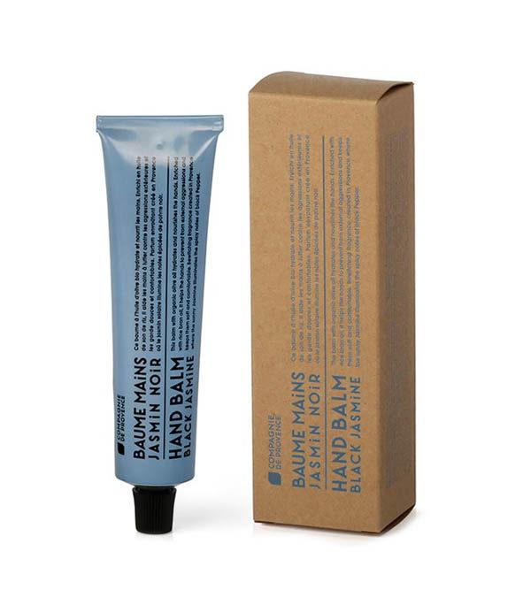 la compagnie de provence baume mains jasmin noir - MAN ITSELF - Spécialiste des produits de soin visage, rasage, corps, cheveux, bouche, accessoires et idées cadeaux homme