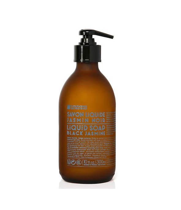 la compagnie de provence savon liquide jasmin noir 1 - MAN ITSELF - Spécialiste des produits de soin visage, rasage, corps, cheveux, bouche, accessoires et idées cadeaux homme