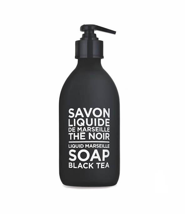 la compagnie de provence savon liquide noir - MAN ITSELF - Spécialiste des produits de soin visage, rasage, corps, cheveux, bouche, accessoires et idées cadeaux homme