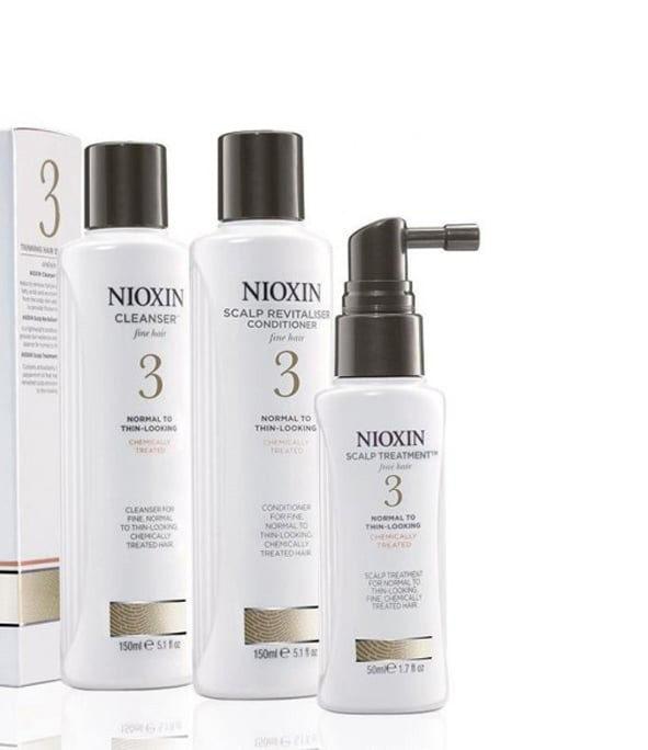 nioxin numero 3 - MAN ITSELF - Spécialiste des produits de soin visage, rasage, corps, cheveux, bouche, accessoires et idées cadeaux homme