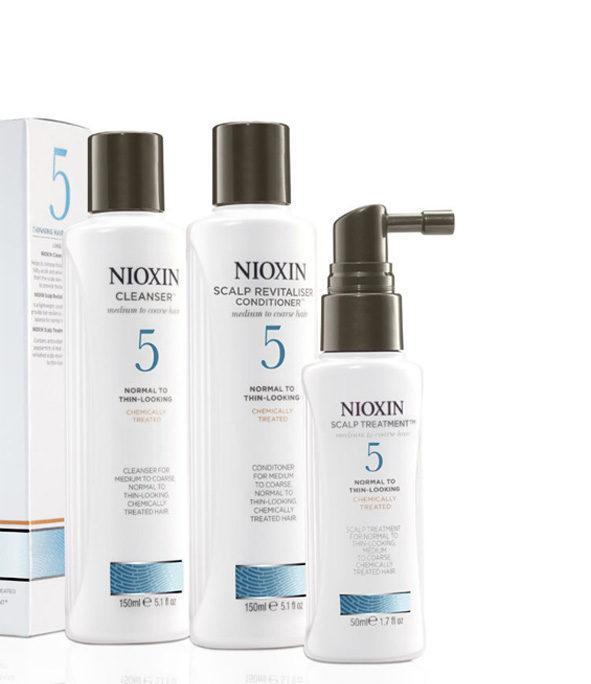 nioxin numero 5 - MAN ITSELF - Spécialiste des produits de soin visage, rasage, corps, cheveux, bouche, accessoires et idées cadeaux homme