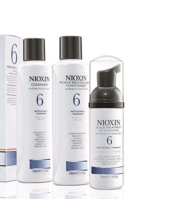 nioxin numero 6 - MAN ITSELF - Spécialiste des produits de soin visage, rasage, corps, cheveux, bouche, accessoires et idées cadeaux homme