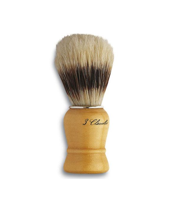 3 claveles blaireau sanglier 1 - MAN ITSELF - Spécialiste des produits de soin visage, rasage, corps, cheveux, bouche, accessoires et idées cadeaux homme