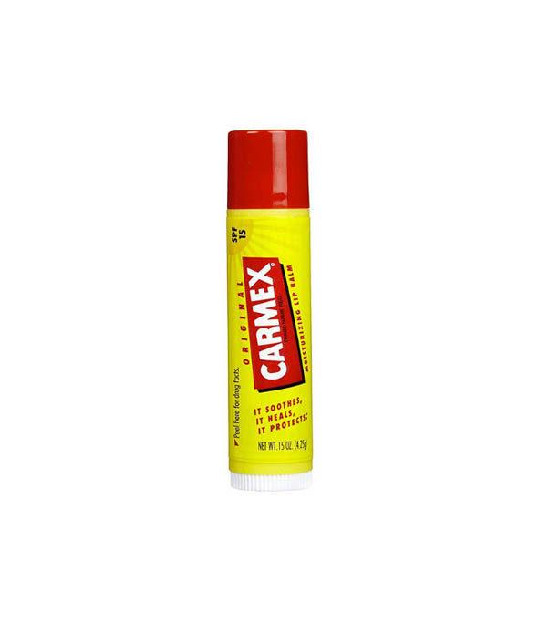 baume levres carmex stick - MAN ITSELF - Spécialiste des produits de soin visage, rasage, corps, cheveux, bouche, accessoires et idées cadeaux homme