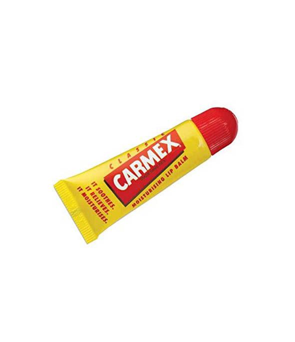 baume levres carmex tube - MAN ITSELF - Spécialiste des produits de soin visage, rasage, corps, cheveux, bouche, accessoires et idées cadeaux homme