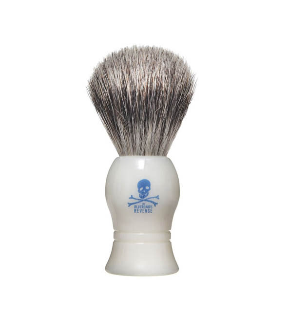 "Coffret blaireau + support ""Badger"" – THE BLUEBEARDS REVENGE"
