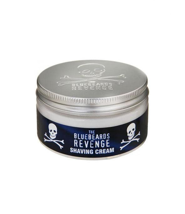 the bluebeards revenge creme rasage - MAN ITSELF - Spécialiste des produits de soin visage, rasage, corps, cheveux, bouche, accessoires et idées cadeaux homme