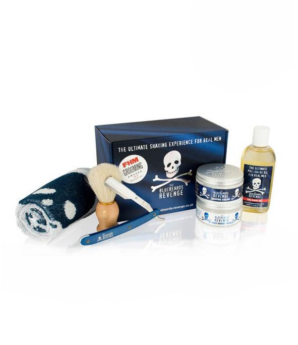 the bluebeards revenge kit barbier 1 - MAN ITSELF - Spécialiste des produits de soin visage, rasage, corps, cheveux, bouche, accessoires et idées cadeaux homme