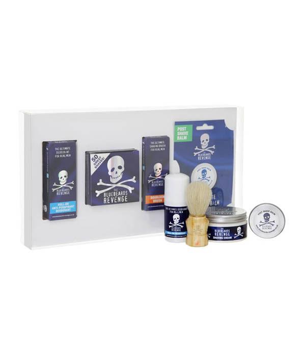 the bluebeards revenge kit classique 1 - MAN ITSELF - Spécialiste des produits de soin visage, rasage, corps, cheveux, bouche, accessoires et idées cadeaux homme
