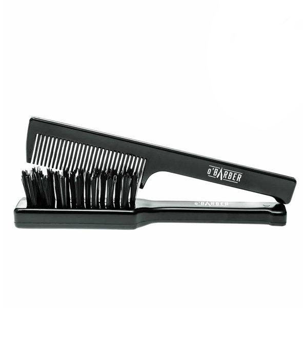 brosse peigne barbe moustache obarber - MAN ITSELF - Spécialiste des produits de soin visage, rasage, corps, cheveux, bouche, accessoires et idées cadeaux homme