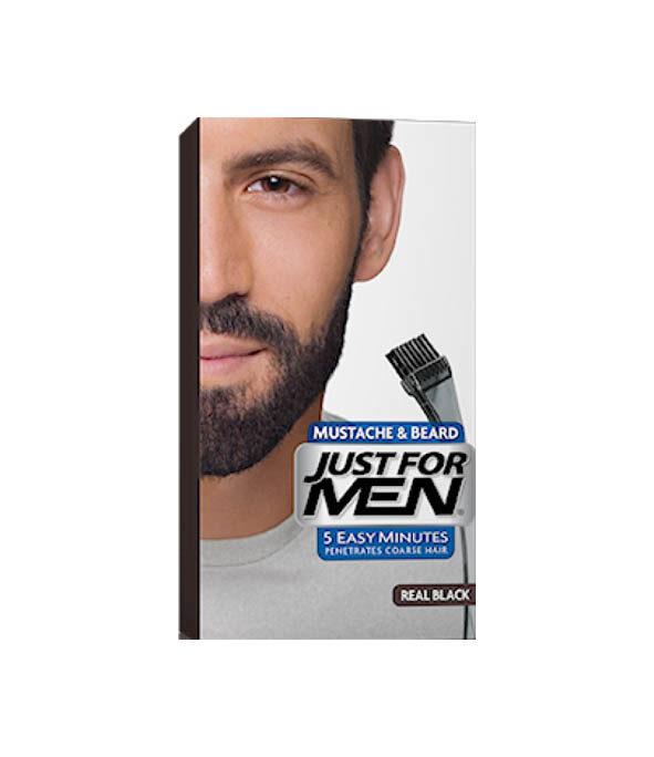 coloration barbe noir - MAN ITSELF - Spécialiste des produits de soin visage, rasage, corps, cheveux, bouche, accessoires et idées cadeaux homme