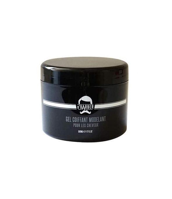 gel coiffant cheveux obarber - MAN ITSELF - Spécialiste des produits de soin visage, rasage, corps, cheveux, bouche, accessoires et idées cadeaux homme