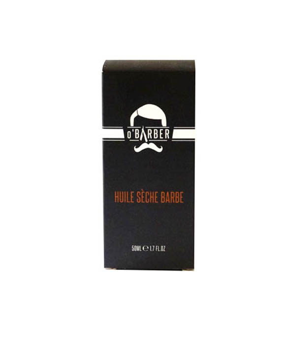 huile seche barbe obarber2 1 - MAN ITSELF - Spécialiste des produits de soin visage, rasage, corps, cheveux, bouche, accessoires et idées cadeaux homme