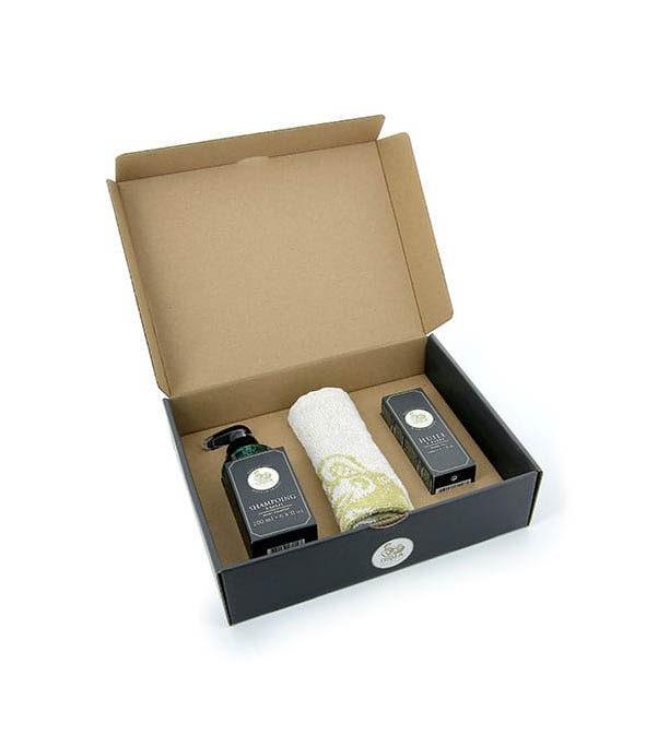 OSMA Coffret rasage 3 2 - MAN ITSELF - Spécialiste des produits de soin visage, rasage, corps, cheveux, bouche, accessoires et idées cadeaux homme