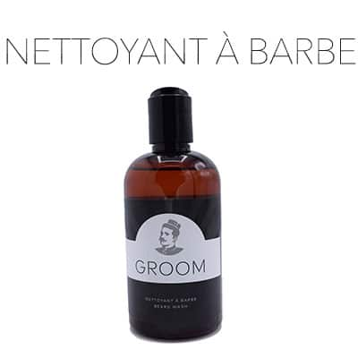 gamme pour barbier groom