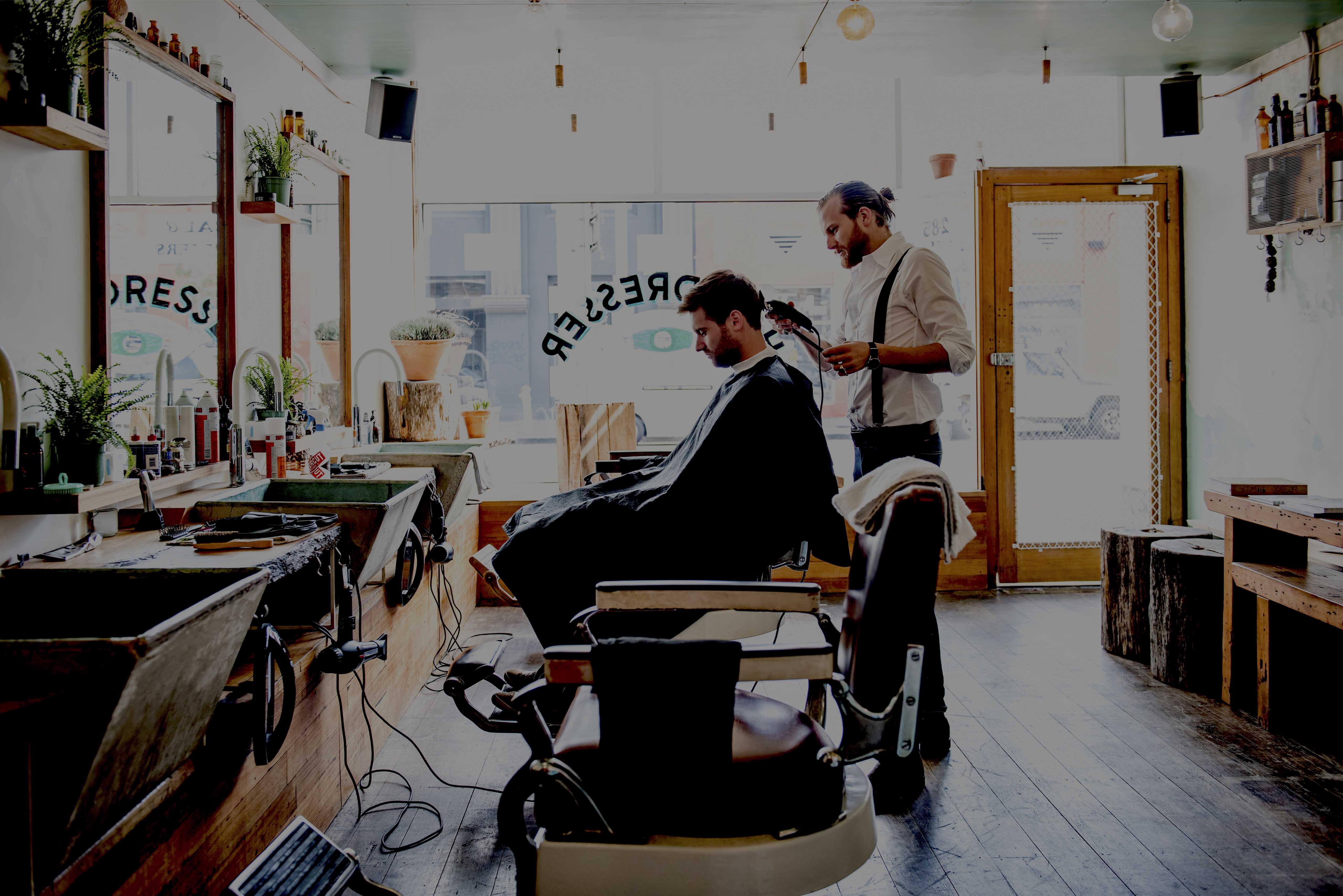 produits pour barbier