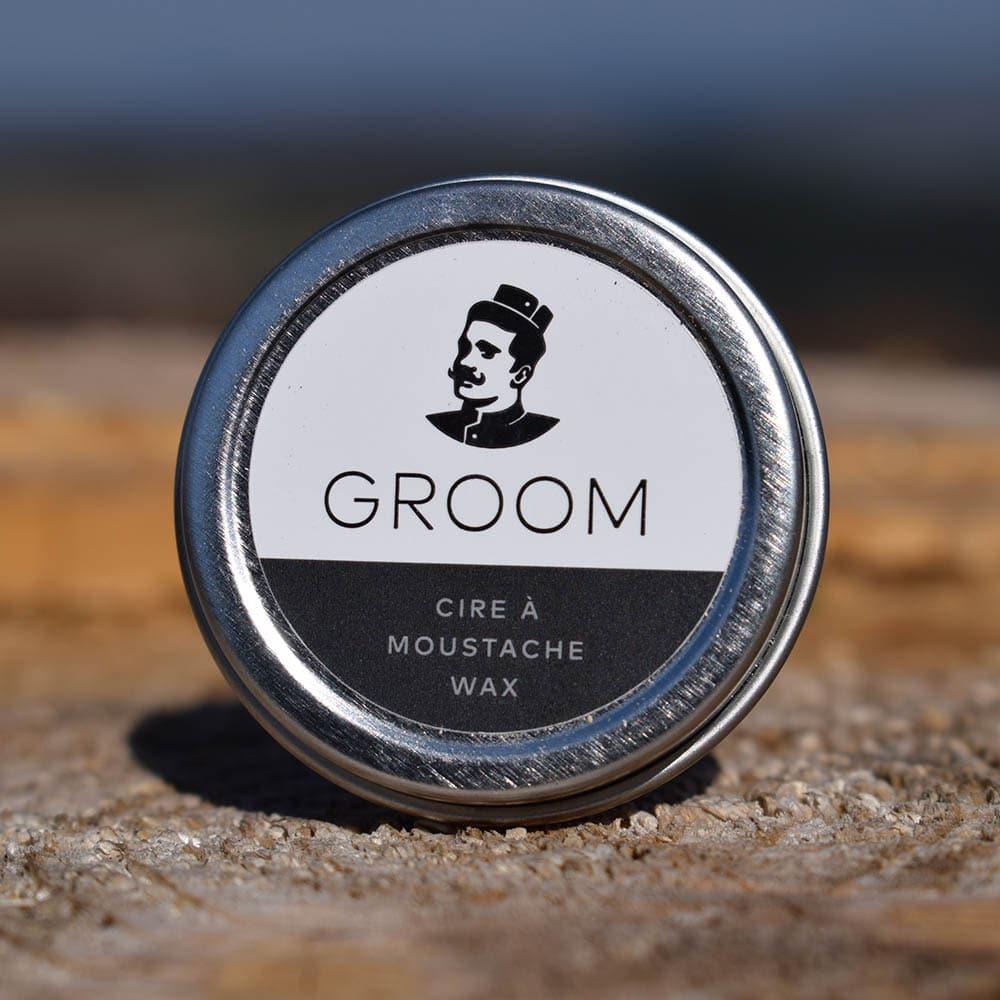 cire moustache groom les industries