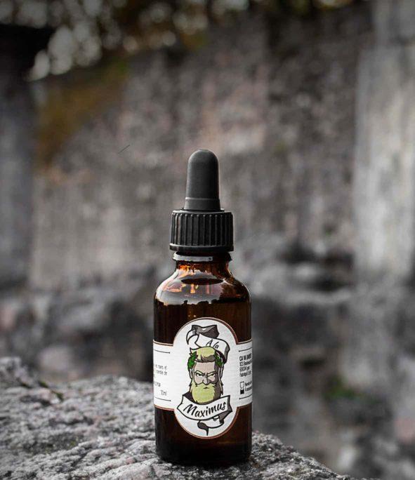 huile pour barbe lyon