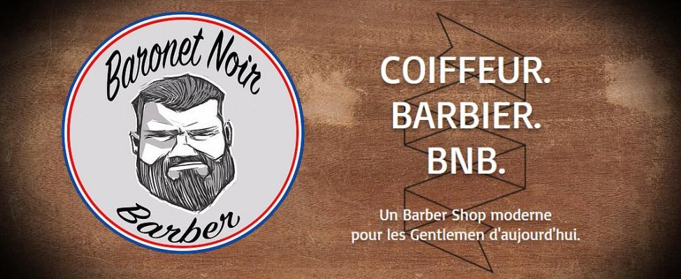 produits pour barbier baronet noir lyon