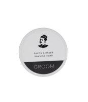 savon a raer groom - MAN ITSELF - Spécialiste des produits de soin visage, rasage, corps, cheveux, bouche, accessoires et idées cadeaux homme