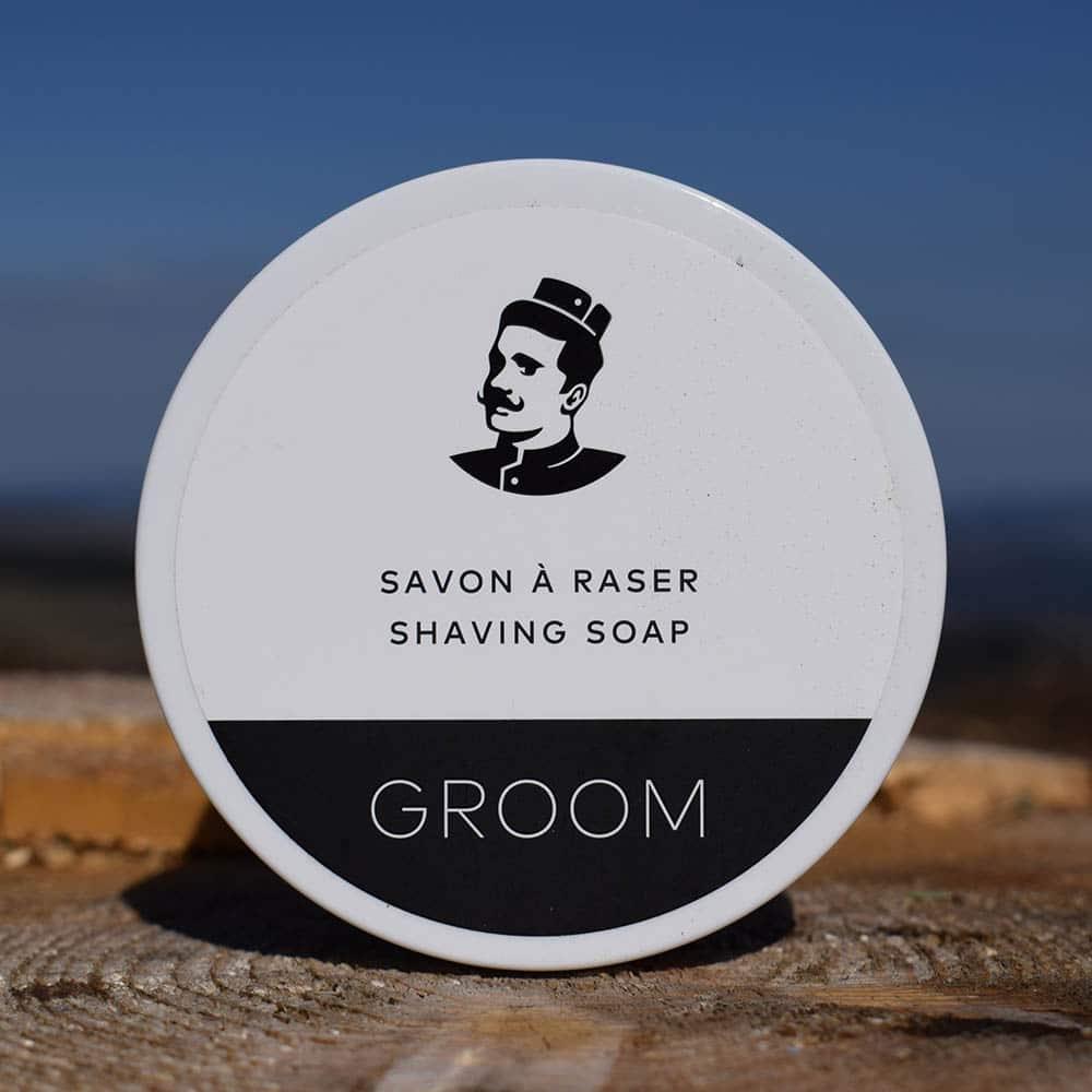 savon a raser groom