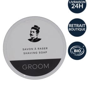 savon a raser groom barbe