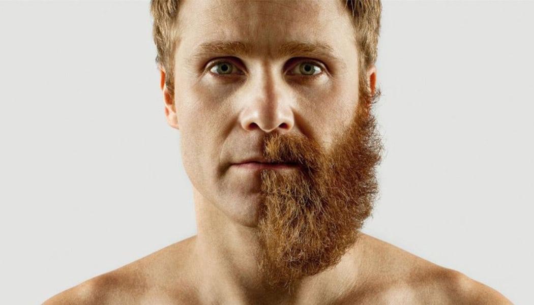 style de barbe visage manitself