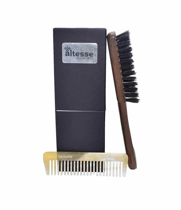 coffret soin barbe altesse - MAN ITSELF - Spécialiste des produits de soin visage, rasage, corps, cheveux, bouche, accessoires et idées cadeaux homme