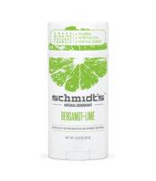 "Déodorant stick ""bergamote citron vert"" – SCHMIDT'S"