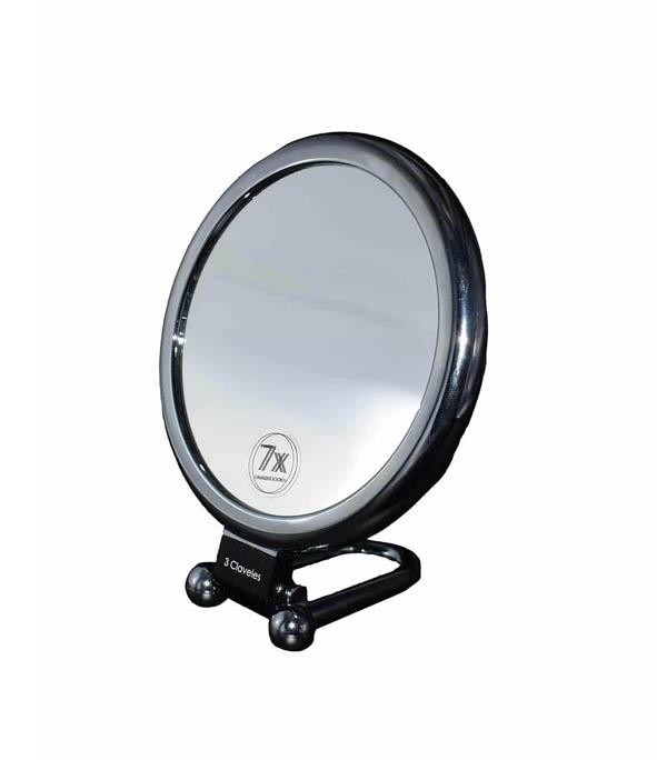 miroir grossissant x 7 pliable man itself sp cialiste des produits de soin rasage et barbe. Black Bedroom Furniture Sets. Home Design Ideas