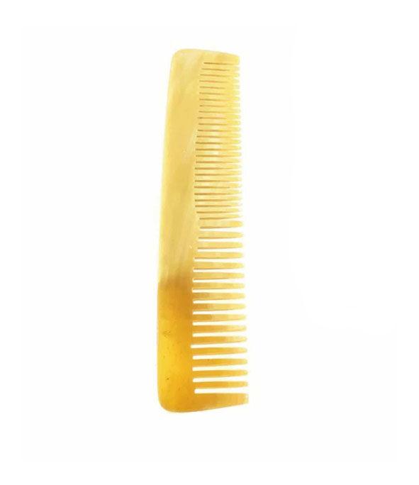 peigne corne poche gentleman barbier - MAN ITSELF - Spécialiste des produits de soin visage, rasage, corps, cheveux, bouche, accessoires et idées cadeaux homme