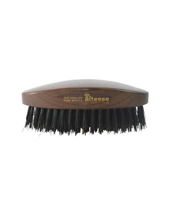 brosse barbe sanglier altesse - MAN ITSELF - Spécialiste des produits de soin visage, rasage, corps, cheveux, bouche, accessoires et idées cadeaux homme