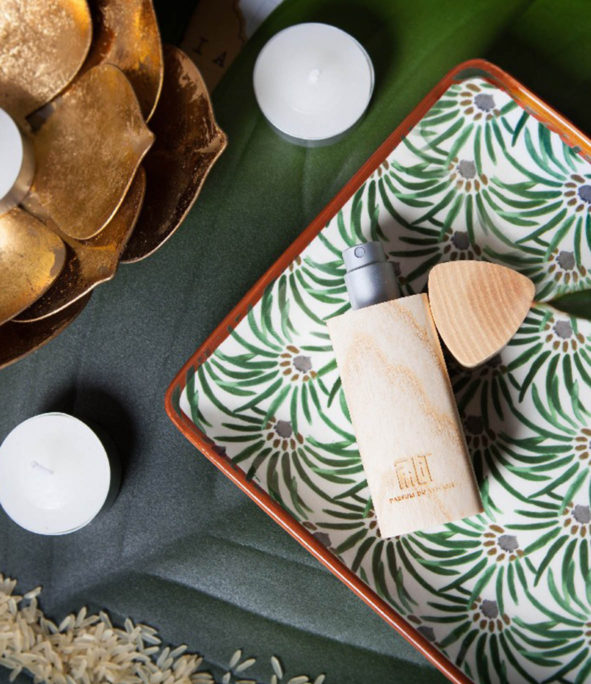 parfum homme fiilit voyage bali nomade - MAN ITSELF - Spécialiste des produits de soin visage, rasage, corps, cheveux, bouche, accessoires et idées cadeaux homme