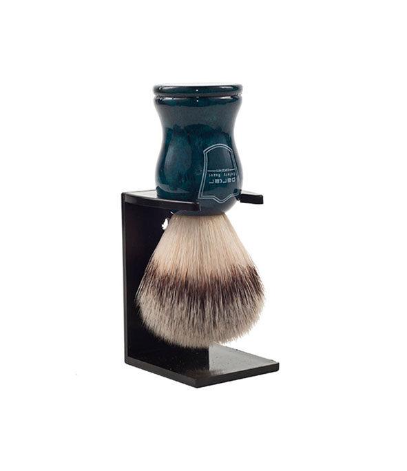 parker blaireau vegan bleu2 - MAN ITSELF - Spécialiste des produits de soin visage, rasage, corps, cheveux, bouche, accessoires et idées cadeaux homme