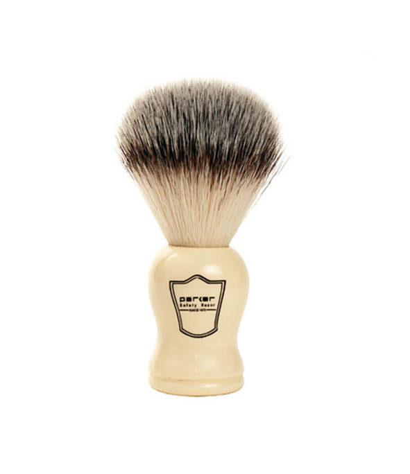 parker blaireau vegan ivoire - MAN ITSELF - Spécialiste des produits de soin visage, rasage, corps, cheveux, bouche, accessoires et idées cadeaux homme